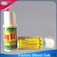 Buy cheap Topical Original TAG#45 During Tattoo Anaesthetic Numb Midway Pain Relief Gel For  Permanent Makeup Factory Supply from wholesalers