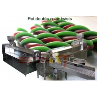 China Edible Chew Or Chew Toy Extruding Machine Line on sale