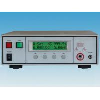 Buy cheap 80% RH Dielectric Voltage Withstand Test Equipment With 16X2 Dot Matrix Digital from wholesalers