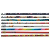 China Promotional Wooden Pencil HB,Hotel Wooden Pencil, Black Wooden HB Pencil wholesale