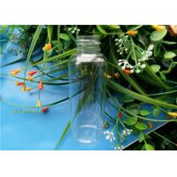 China 18/410 100ml PET Plastic Cosmetic Bottles For Perfume / Body Lotion wholesale