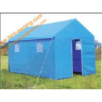 China Multifunction Steel Frame Emergency  Disaster Relief Refugee Tent wholesale