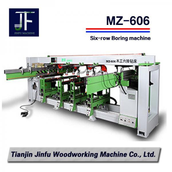wood boring machine