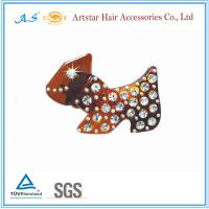 China Artstar cute crystal hair clips for kids wholesale