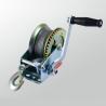 1400lb , 1800lb , 2500 lb Portable Cable Hand Crank Winches / Winch
