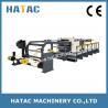 China Hob Type Tansit Packs Box Sheeting Machine,High Productive Paperboard Sheeting Machine,Roll-to-sheet Cutting Machine wholesale
