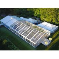 Buy cheap Luxury Transparent PVC Cover Waterproof Aluminum Frame Wedding Tent as Outdoor from wholesalers