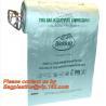 China OEM/ODM Accepted Printed Compostable Die Cut Plastic Trash Bags EN13432 BPI OK Home ASTM D6400 Certified wholesale