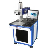 Buy cheap Automatic Laser marking Machine 60W RF For PVC Board Bule Color Maintenance Free from wholesalers