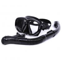 Quality Anti Fog Diving Snorkel Set for sale
