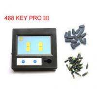 China 468 KEY PRO III Car Key Programmer ID46 Copy Chips With English Language on sale