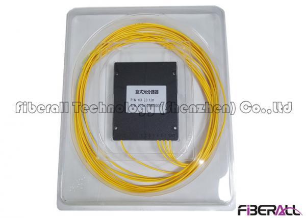 Quality CATV/CCTV liga a fibra - divisor ótico, divisor ótico LSZH da fibra/revestimento de PVC for sale