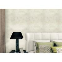 China Non Woven Rustic Floral Wallpaper With Printed Surface Technics , Asian Style wholesale