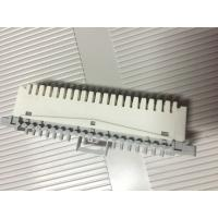 China LSA - PLUS Krone Disconnection Module , White 10 Pair Disconnection Module wholesale