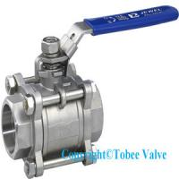 China Tobee All kinds of industrial Ball Valves on sale