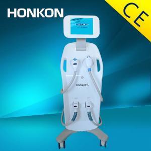 China Resultado inmediato de HONKON Ulshape-L para el cuerpo que aprieta y el cuerpo que forma la máquina wholesale