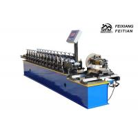 China High Precision Automatic Rolling Shutter Machine / Hot Forming Machine 25m/Min Speed wholesale