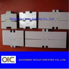 China Plastic Flat Top Chain , type 828 , 831 wholesale
