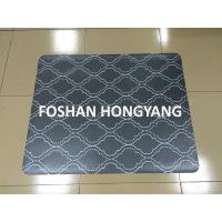 China Eco-Friendly Safety Chair Floor Mats , Rectangle Pvc Chair Mat To Protect Floor wholesale