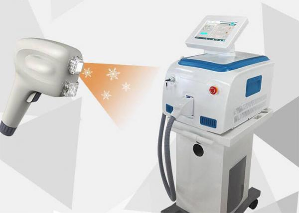 Quality 800W Diode Laser Permanent Hair Removal Device for sale