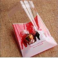 China Colorful Plastic Food Packaging Bags For Chocolate Waterproof Eco Friendly wholesale