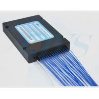 Buy cheap 1*32 PLC FTTH Optical Fiber Splitter High Polarization Extinction With SC from wholesalers