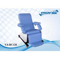 China Back Adjustable Electric Dialysis Chair With Footrest On Casters For Hopistal / Clinic on sale