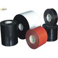 China CBT - FW - T Anti Corrosion Tape Polyethylene Material Black / Red Color wholesale