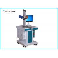 Buy cheap CE / FDA 1064nm Fiber Metal Laser Marking Machine 20w  with Galvanometer Scanner from wholesalers