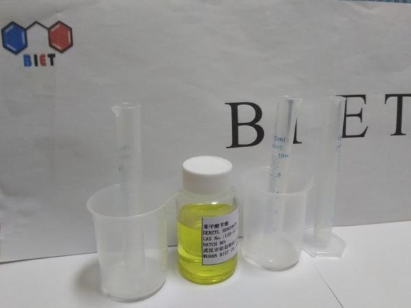 Quality 99% au-dessus de l'utilisation benzylique sûre de benzoate en matière première CAS de médecine # 120-51-4 for sale