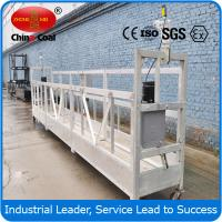 China ZLP500 Construction platform/Rope Suspended Platform/suspension platform cradle wholesale