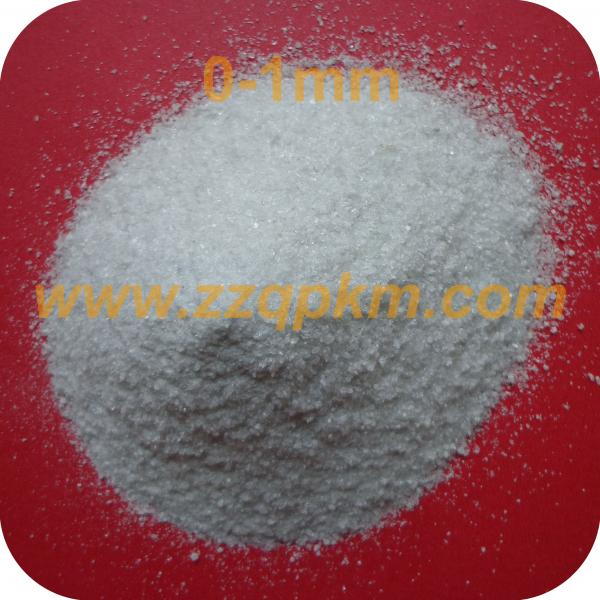 Quality Fused Magnesia Alumina Spinel 0 - 1mm for sale