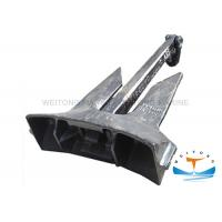 China Stockless Marine Boat Anchors Dnv Certificated Suitable For Sandstone And Soil wholesale