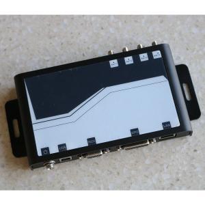 China Usb Impinj R2000 Rfid Fixed Reader , Long Range Rfid Card Reader High Performance wholesale