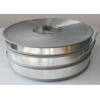 China Fireproof Thin Aluminum Strips Ratio Frequency Cable Packing 70mm - 150mm Width wholesale