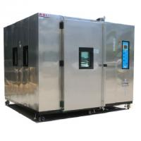 China Double Door Walk In Humidity Chamber / Climatic Chamber for Cars With Protection Devices wholesale