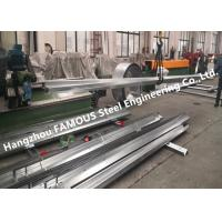 China C25019 Lysaght Alternative Zeds Cees Galvanized Steel Purlins Girts AS/ANZ4600 Material wholesale