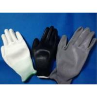 China PU Dipped Working Gloves on sale