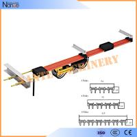 China PVC Seamless Copper Conductor Rail System Overhead Monorail Systems wholesale