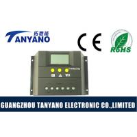 China LCD Display 40A Solar Mppt Charge Controller With LCD 12V / 24V / 48V wholesale