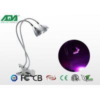 Flexible Swan Neck 10W Dual Head LED Grow Light Aluminum alloy body