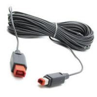 China Double wii Singnal wireless Extension Cable 5.5M for wii sensor bar extension cable for WII /WII U on sale