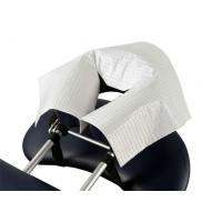 China Waterproof Disposable Headrest Covers On Massage Table Face Cradle wholesale