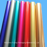 China Hot Stamping Foil for Paper/Plastic/Leather/Textile/Fabrics wholesale