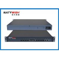 China 64Kbps Bandwidth GEPON Optical Line Terminal Equipment 4 PON Port For Private Network wholesale