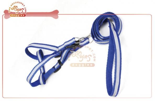 Bullmastiff dog harness nylon webbing dog walking harness with soft