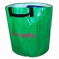 China Round-shaped Garden Bag, Made of 150gsm PP Woven wholesale