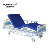China M08 Adjustable Three Functions Hospital Bed For Elderly , Sale To Philippines Malaysia Asia wholesale