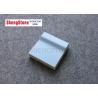China Blue Color Chemical Resistant Countertops / Laminate Countertops Creamic Material wholesale