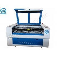 China Dual Head Laser Cutting Engraving Machine Cutter Engraver With CO2 Laser Source wholesale
